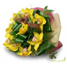 Buchet orhideea